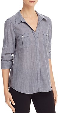 Joie Booker Gingham Shirt