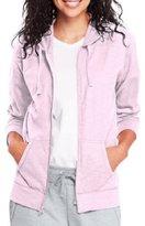 Hanes Women's Jersey Full Zip Hoodie, XL