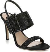 Via Spiga Macyn2 Crystal Stud Slingback Sandals