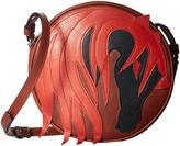 Just Cavalli Round Pony Crossbody Cross Body Handbags