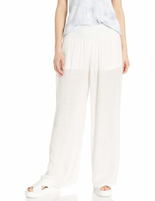 Amy Byer A. Byer Womens Junior Super Comfy Gauze Pull-on Pant (Junior's) Pants
