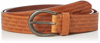 Wrangler Women's Allover Kabel Belt