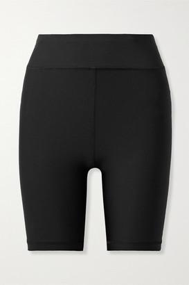 The Upside Stretch Shorts - Black