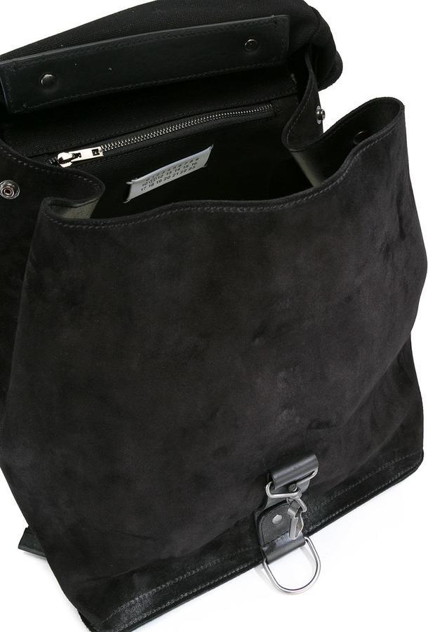 Maison Margiela clip fastening backpack