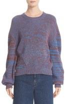 Stella McCartney Women's Melange Rib Sweater