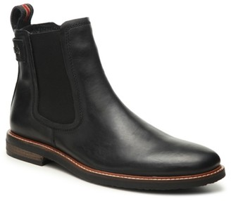 Rustic Asphalt At A Boy Boot