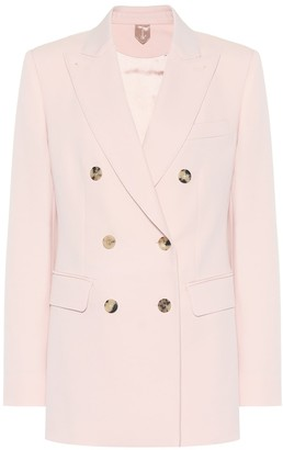 Max Mara Mentana stretch-wool blazer