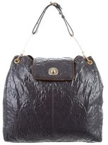 Stella McCartney Textured Shoulder Bag