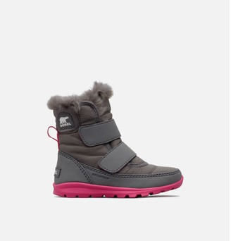 Sorel Little Kids' Whitney Strap Boot