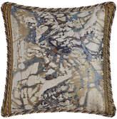 "Dian Austin Couture Home Jupiter Reversible Pillow, 19""Sq."