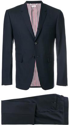 Thom Browne Super 120s Plain Weave Suit