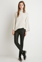 Forever 21 Faux Leather Pants