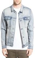 Zanerobe Men's Greaser Denim Jacket
