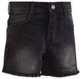 Molo Black Denim Ayla Shorts