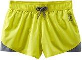 Osh Kosh Performance Shorts (Toddler/Kid) - Yellow-3T