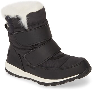 Sorel Whitney Waterproof Faux Fur Trim Boot