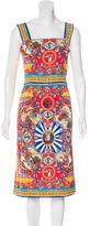 Dolce & Gabbana Summer 2016 Carretto Siciliano Dress