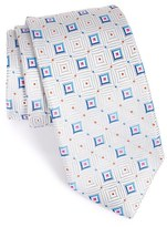 Robert Talbott Men's Geometric Silk Tie