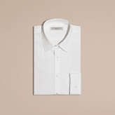 Burberry Slim Fit Cotton Poplin Shirt