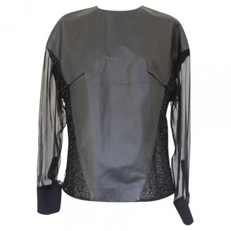 Ungaro Black Silk Knitwear for Women