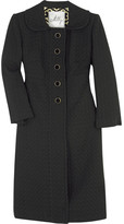 Chain detailed coat