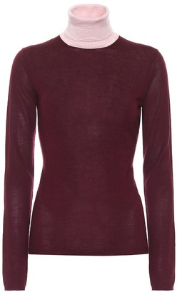 Gabriela Hearst Costa cashmere and silk sweater