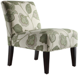 Pearson Floral Accent Chair