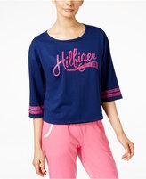 Tommy Hilfiger Varsity Pajama Pullover