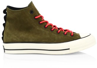 Converse Chuck 70 High-Top Suede Sneakers