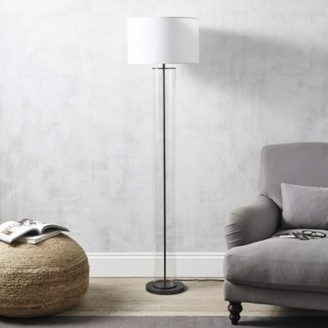 The White Company Pimlico Floor Lamp, Clear, One Size