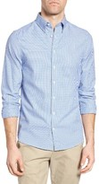 Gant Men's Tech Prep Check Fitted Sport Shirt