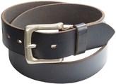 """Jack Georges Buffalo Leather Belt - 1-1/2"""" (For Men)"""