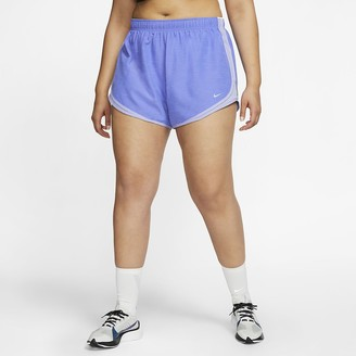 Nike Women's Running Shorts (Plus Size Tempo