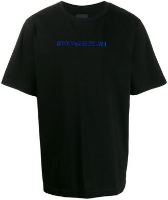 Juun.J printed cotton T-shirt