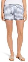 Vineyard Vines Women's Edging Stripe Drawstring Shorts