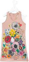 Stella McCartney floral print dress - kids - Cotton - 2 yrs