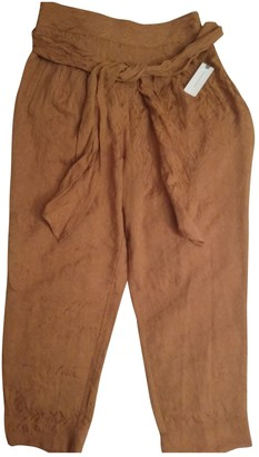 Anthropologie Brown Trousers for Women
