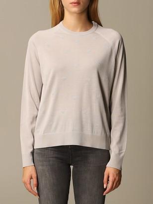 Emporio Armani Sweater Sweater In Virgin Wool Blend