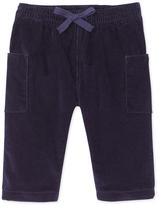 Petit Bateau Baby boys pants in velours