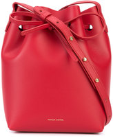 Mansur Gavriel drawstring bucket bag - women - Leather - One Size