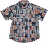 E-Land Kids Patchwork Shirt (Toddler/Kids) - Multicolor-10