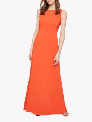 Damsel in a Dress Elise Tie Back Dress, Orange