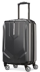 Samsonite Opto Pc Dlx Expandable Carry-On Spinner Suitcase
