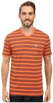 U.S. Polo Assn. Multi Stripe V-Neck T-Shirt