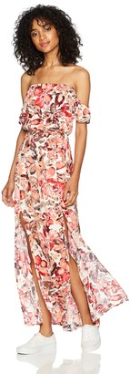 Lucy-Love Lucy Love Women's Dream On Maxi Dress