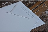 The Well Appointed House Samantha Personalized Letterpress Notecards