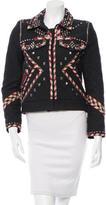 Isabel Marant Embroidered & Embellished Jacket