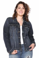 SLINK Jeans The Denim Jacket in Amber Size 0