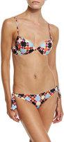 Emilio Pucci Monreale Printed Bikini Set