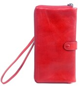 Old Trend Savanna Leather Clutch